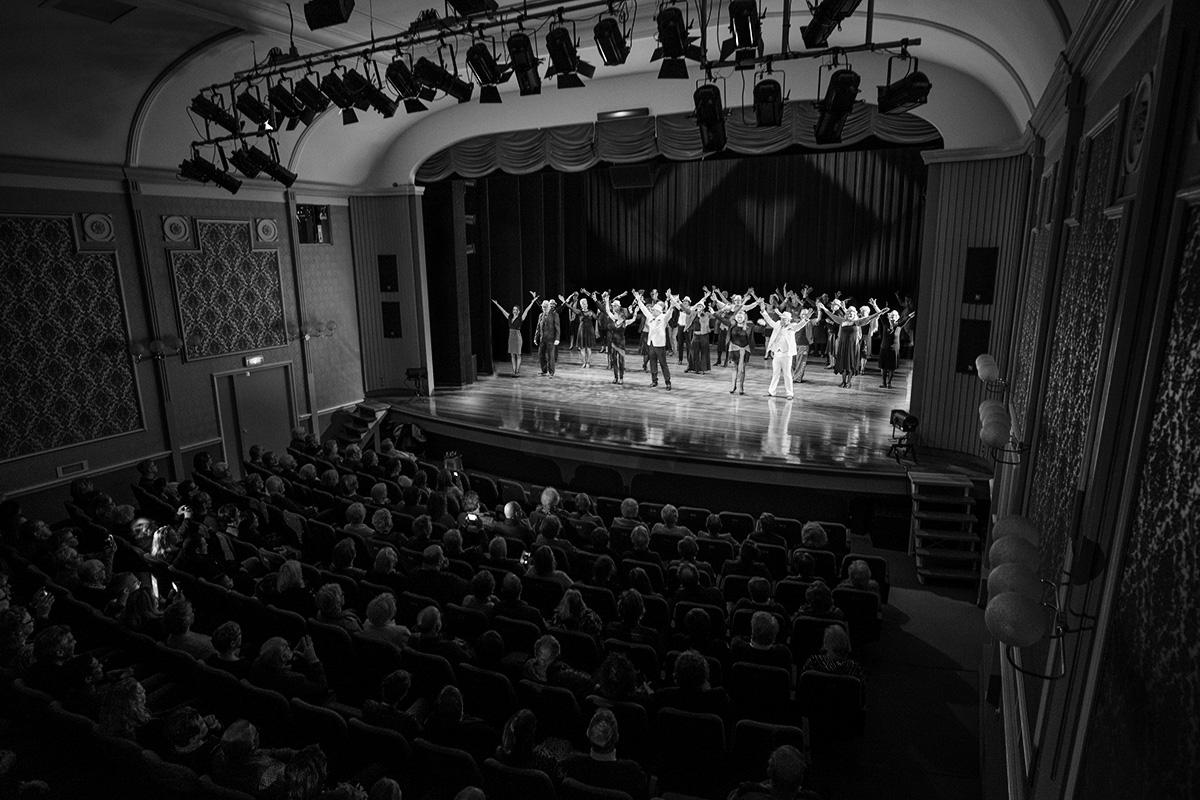 Gouden Dans - 2e productie in Meppel, Schouwburg Ogterop
