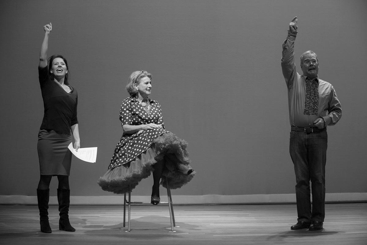 Gouden Dans - 3e productie in Houten, Theater aan de Slinger