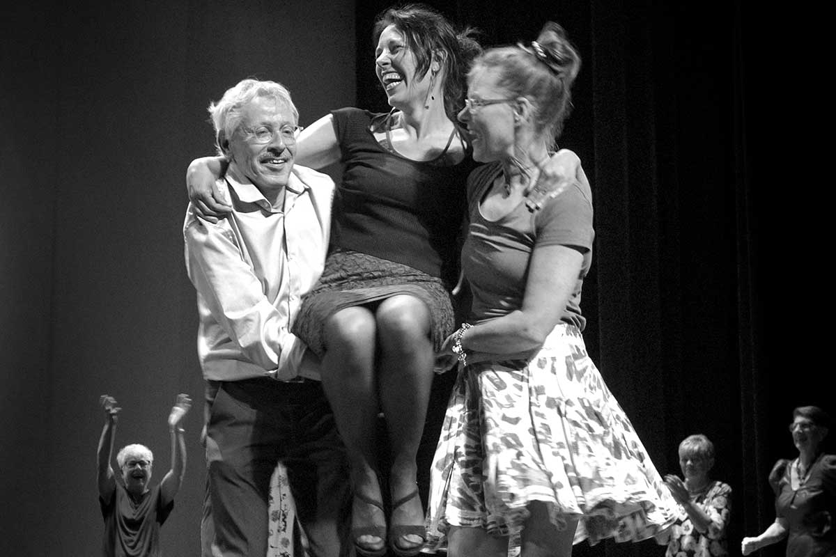 Gouden Dans - 9e productie in Stadskanaal, Theater Geert Teijs