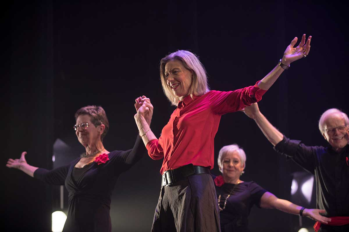 Gouden Dans - 7e productie in Waalwijk, Theater De Leest