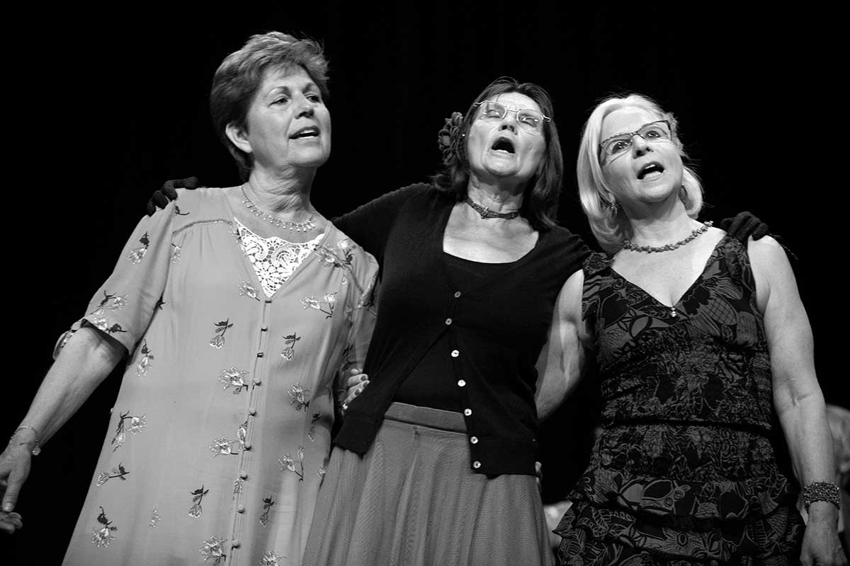 Gouden Dans - 6e productie in Wijchen, Theater 't Mozaïek