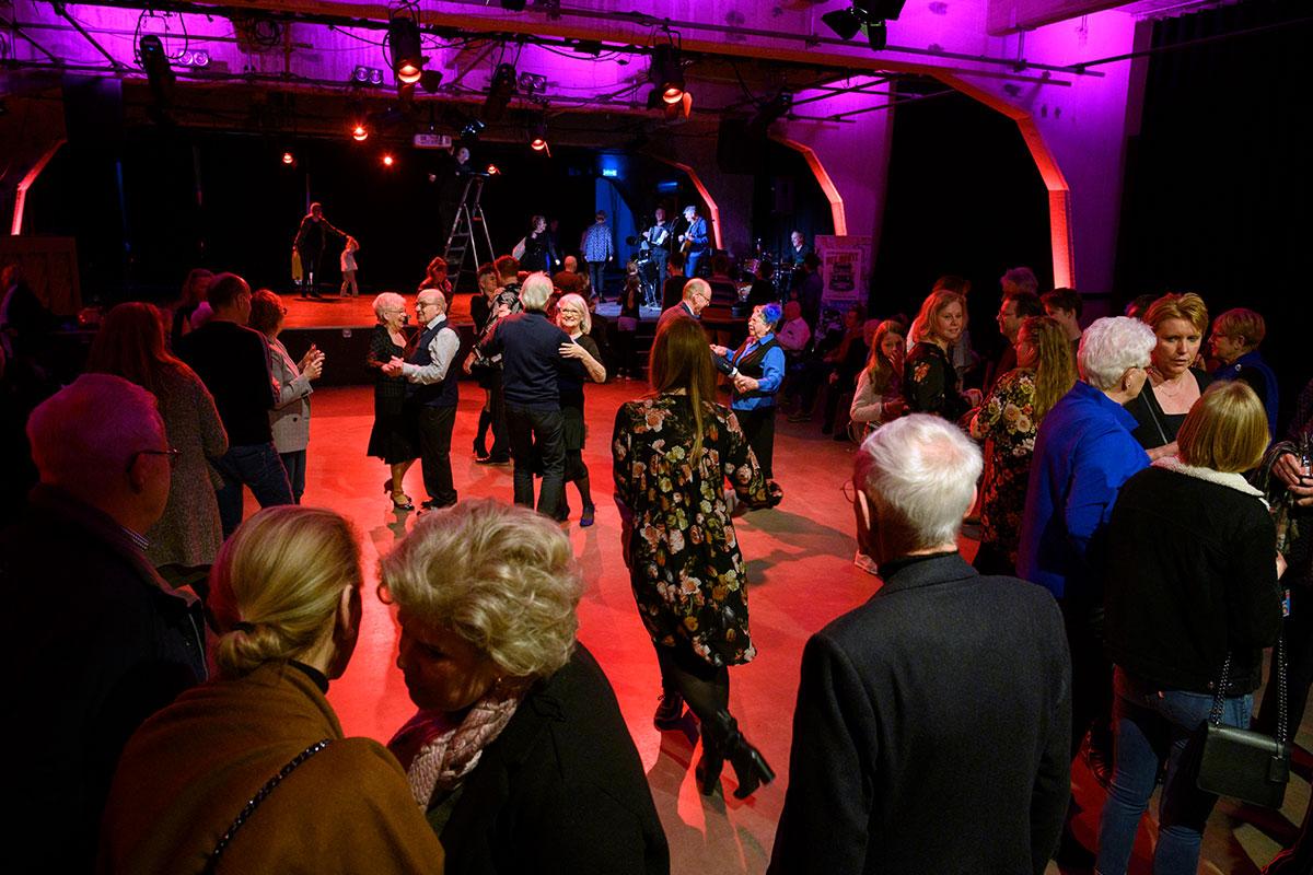 Gouden Dans - 12e productie in Veghel, De Blauwe Kei