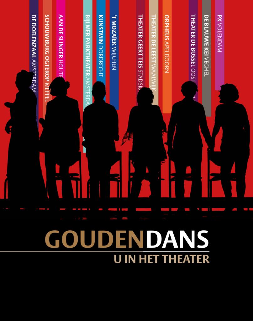 Gouden Dans Verhalen boek cover