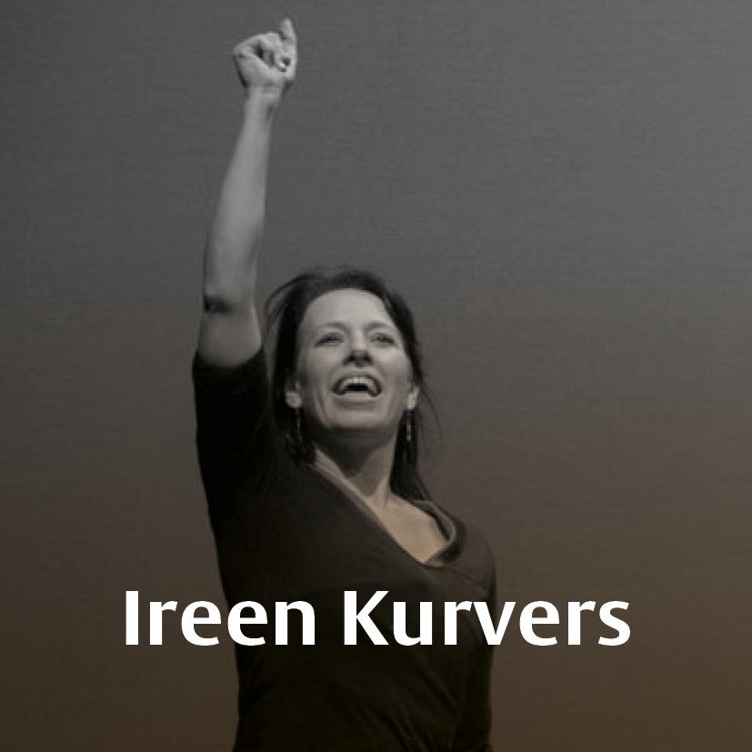 Gouden Dans docent Ireen Kurvers