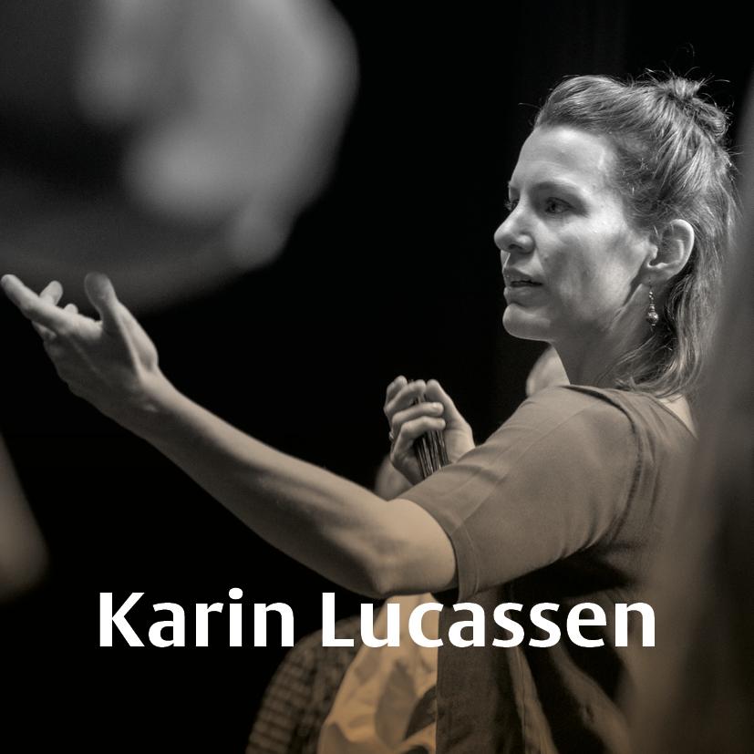 Gouden Dans docent Karin Lucassen