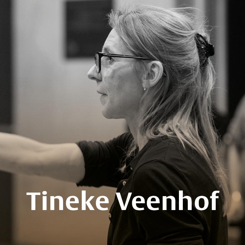 Gouden Dans docent Tineke Veenhof