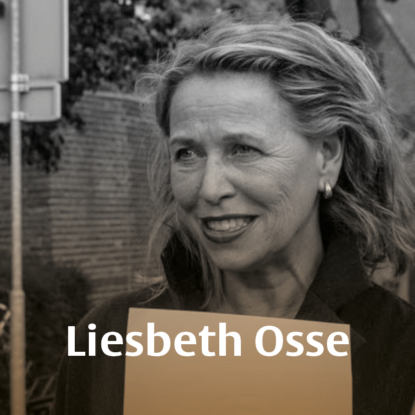 Gouden Dans docent Liesbeth Osse