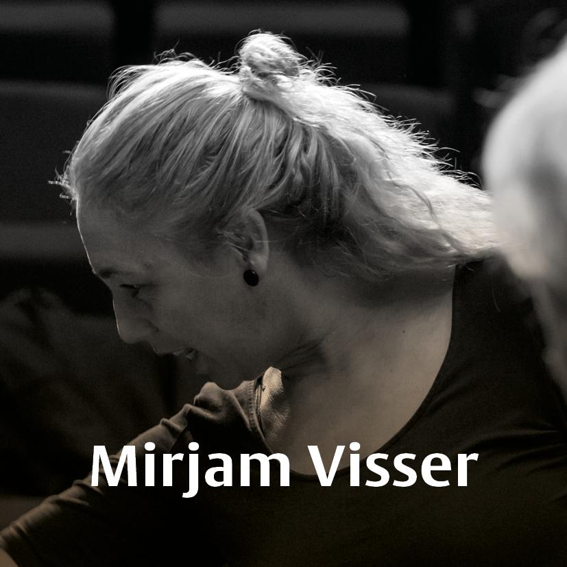 Gouden Dans docent Mirjam Visser